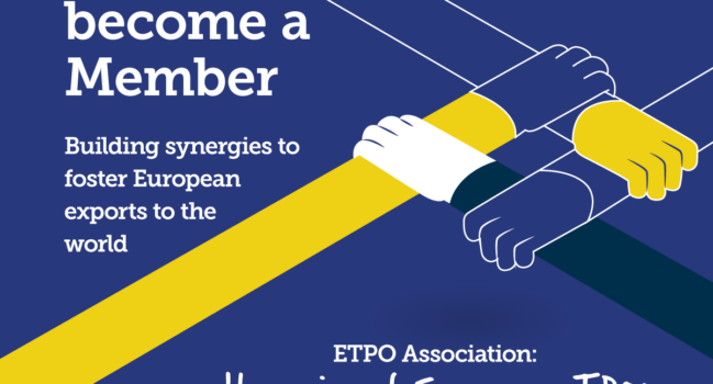 Why become an ETPOA member?