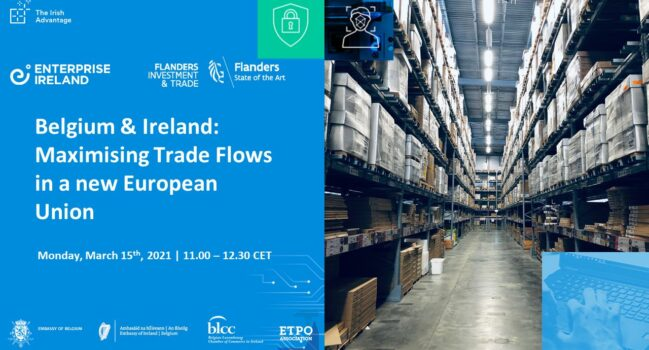 Digital event: Maximising Trade Flows in a new European Union