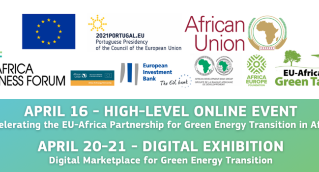 Register now for the European Commission EU-Africa Business Forum