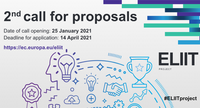 ELIIT – 2nd call for proposals